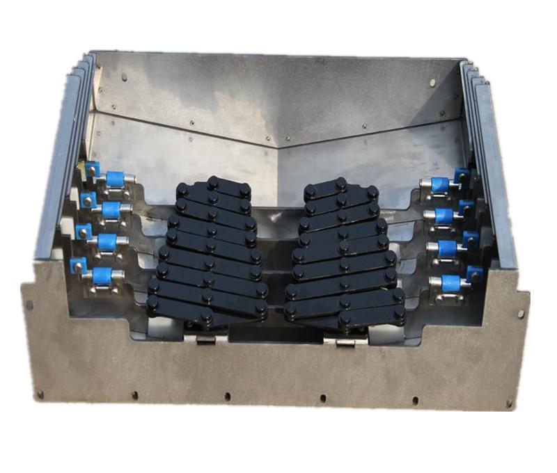 带拉筋同步钢板防护罩